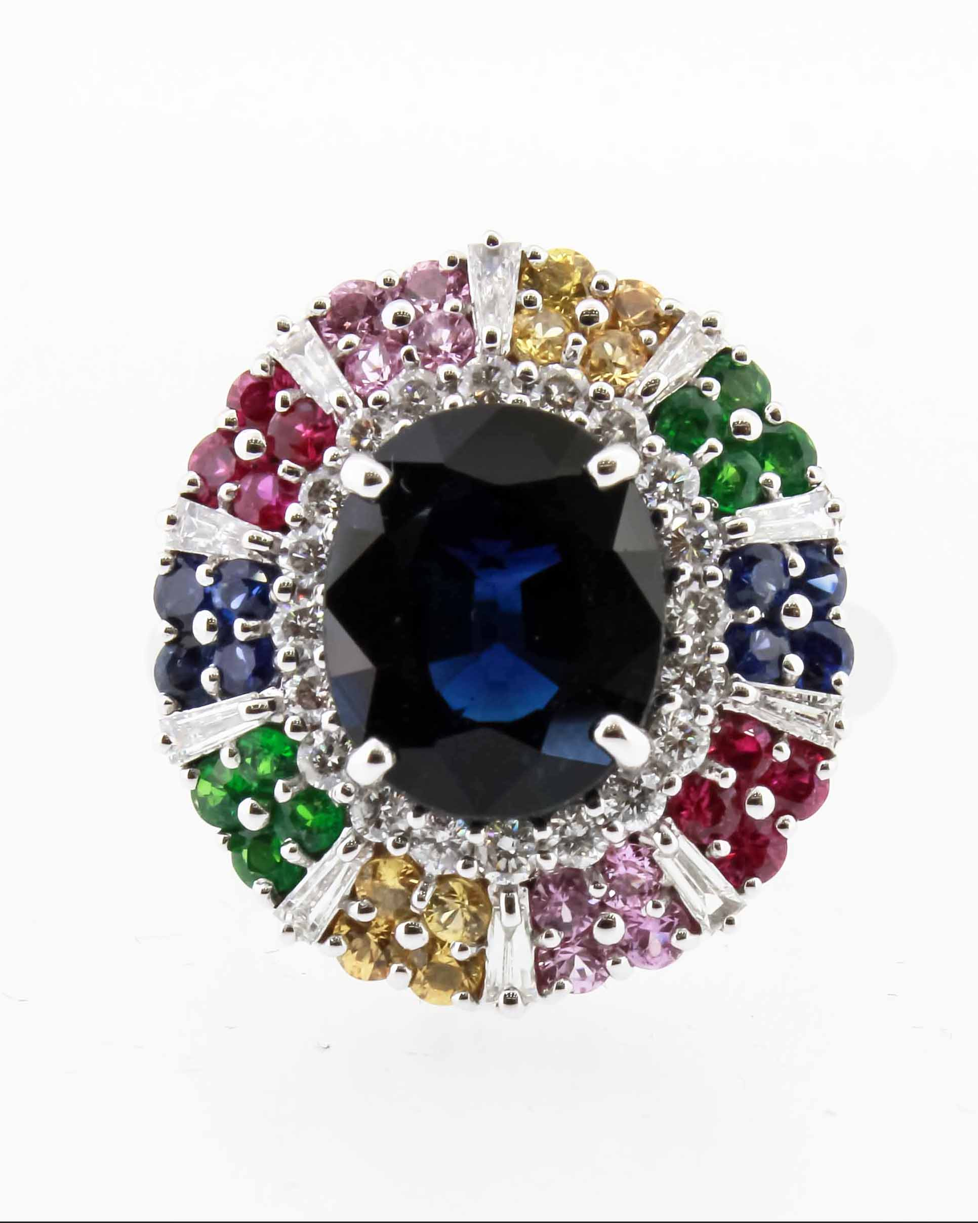 change engagement best sapphire ct image gia ring diamond colored rings world s color unheated jewelry